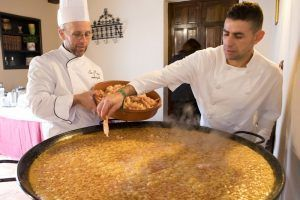 gastronomic events in spain