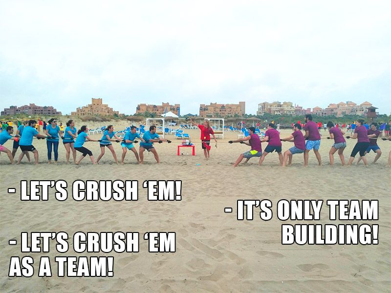 10 Team Building Memes To Brighten Your Day Es Cultura Events